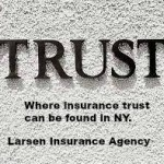 Putting trust in your insurance agent